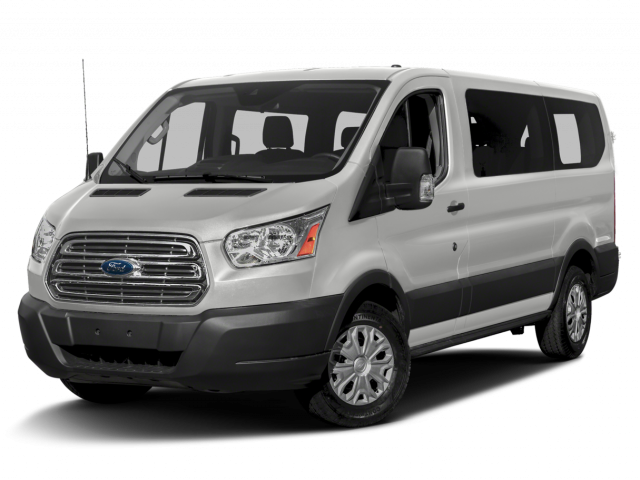 Ford Transit (12-pass, low-roof)