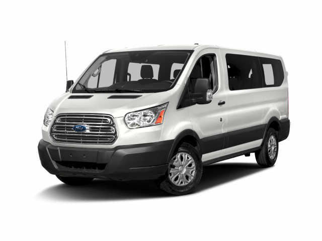 Ford Transit (15-pass, low roof)